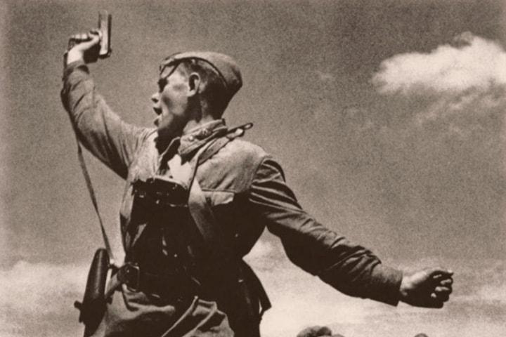 Сочинение на тему Великая Отечественная война