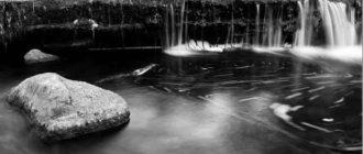 Под лежачий камень вода не течет
